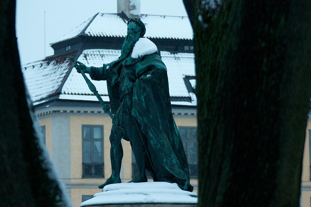 Statue of King Gustav I