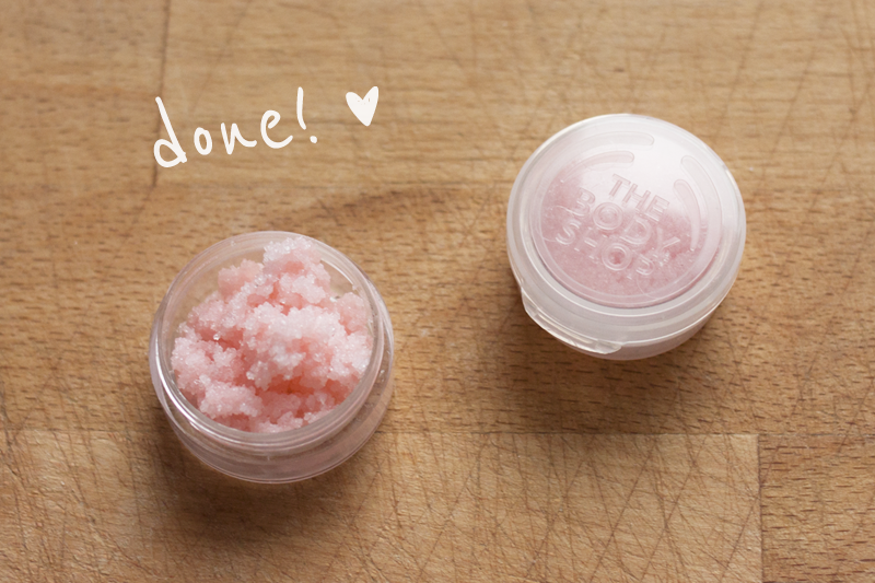"rougeimaginaire: ""DIY lip scrub"""