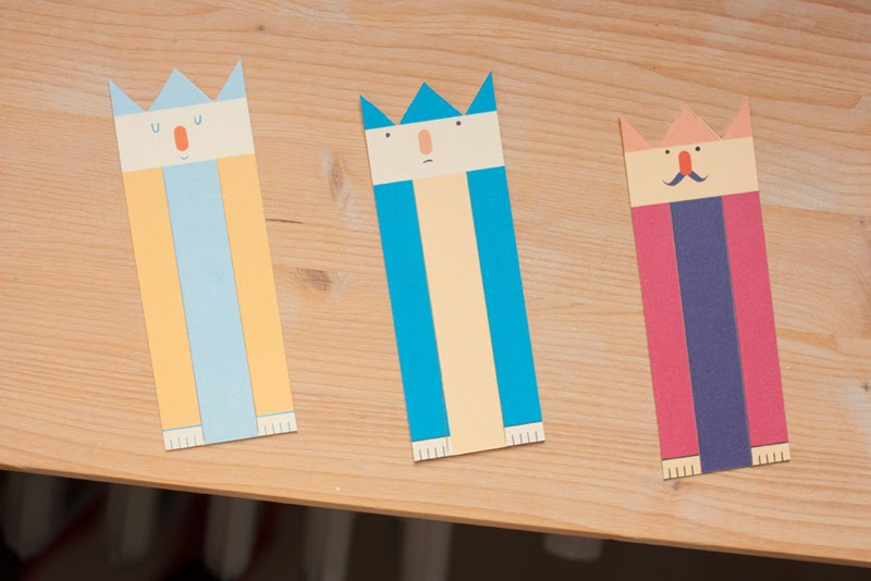 "rougeimaginaire: ""Bookmarks"""