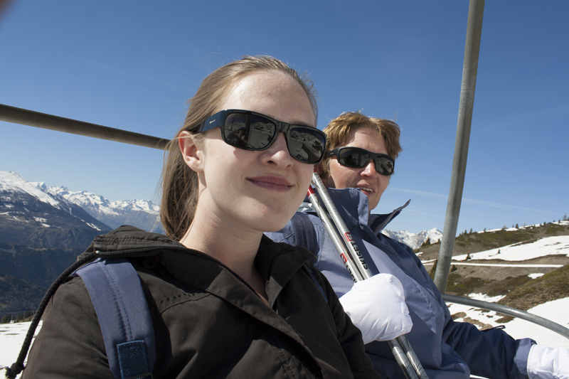 Ski trip
