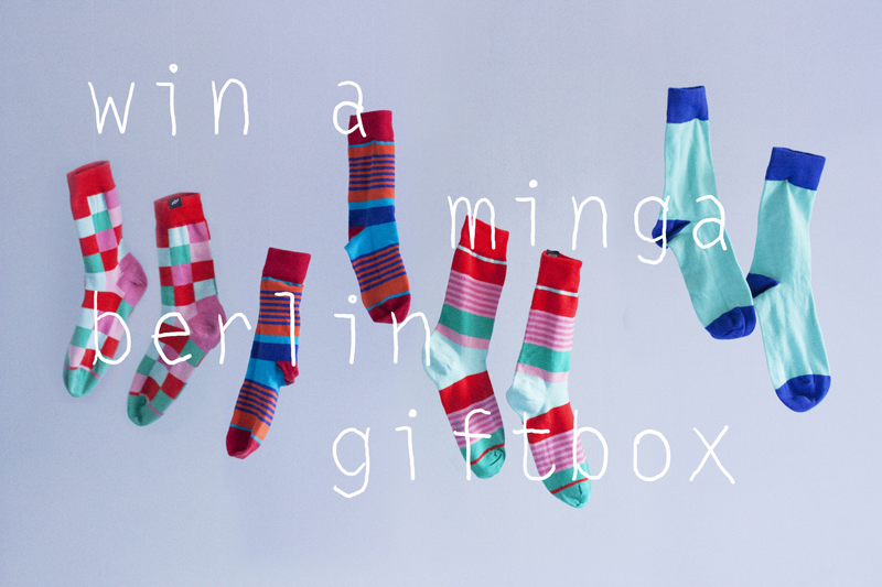 "rougeimaginaire: ""GIVEAWAY: win a Minga Berlin giftbox!"""