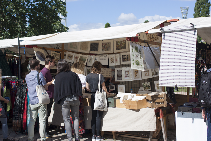 "rougeimaginaire: ""Mini Berlin Guide"" - Mauerpark Flea Market"