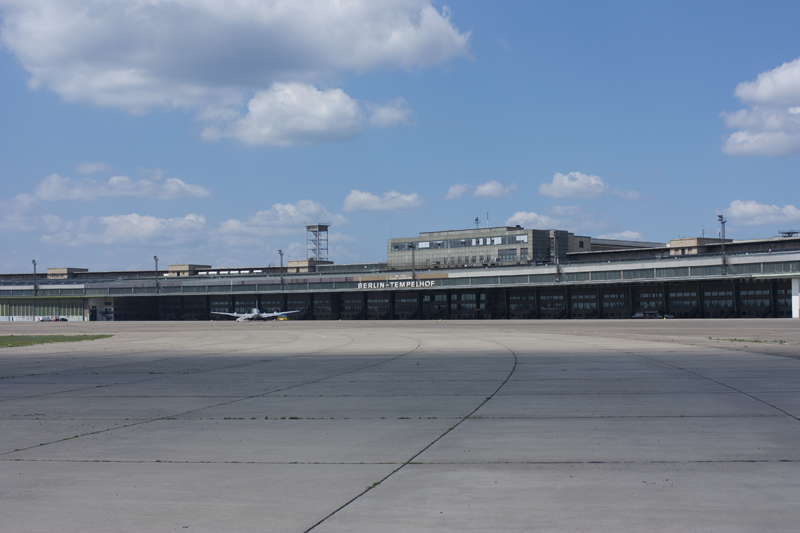 "rougeimaginaire: ""Mini Berlin Guide"" - Tempelhof"