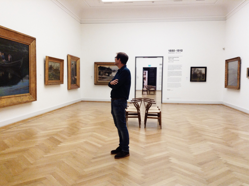 Mini Copenhagen Guide: Statens Museum for Kunst | rougeimaginaire.com