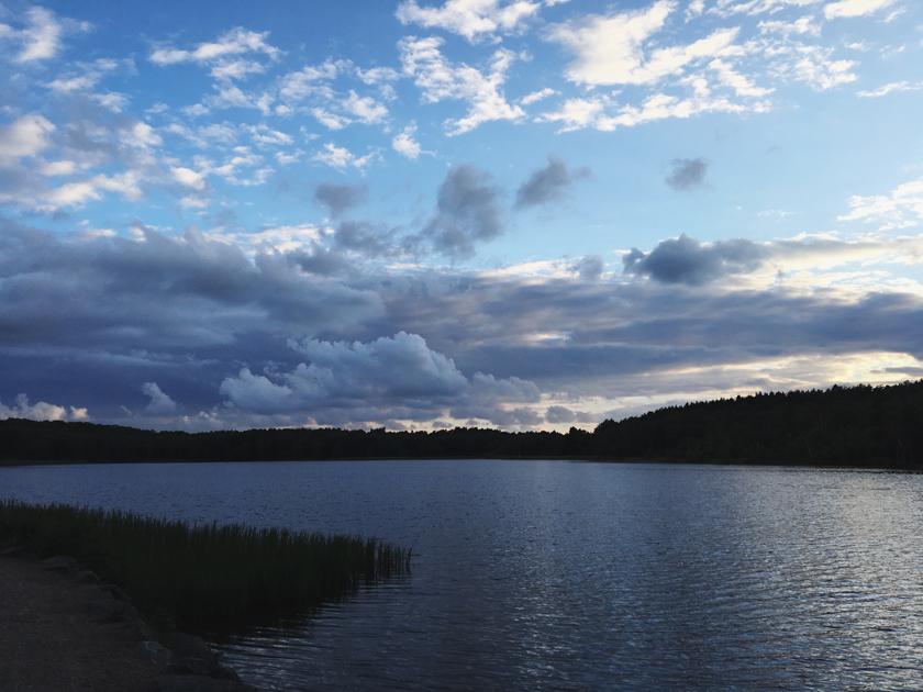 Härlanda Tjärn, Göteborg
